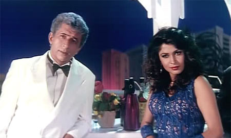 Naseeruddin Shah and Ramya in Chahat