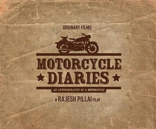 Movie poster of Motorcyle Diaries