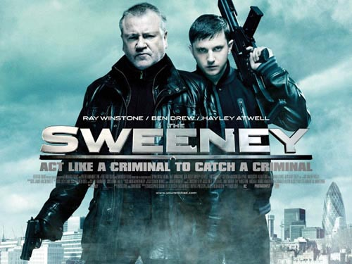 A scene from The Sweeney