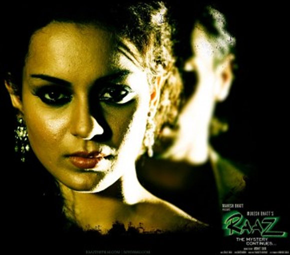 Kangna Ranaut in Raaz -- The Mystery Continues