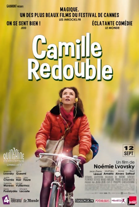 The poster of Camile Redouble