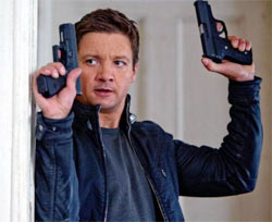 A scene in The Bourne Legacy