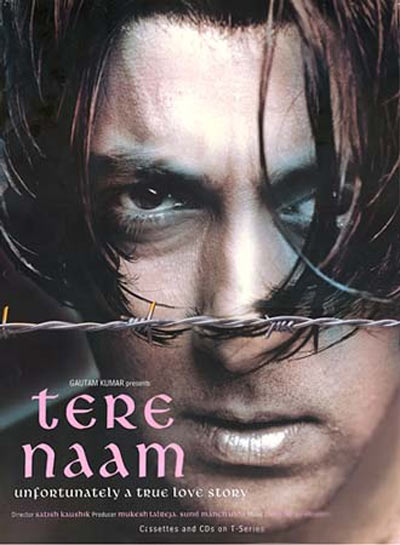 Movie poster of Tere Naam