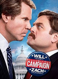 Movie poster of The Campaign