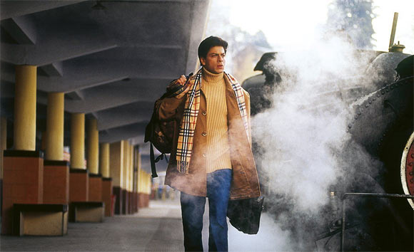 Shah Rukh Khan in Main Hoon Naa