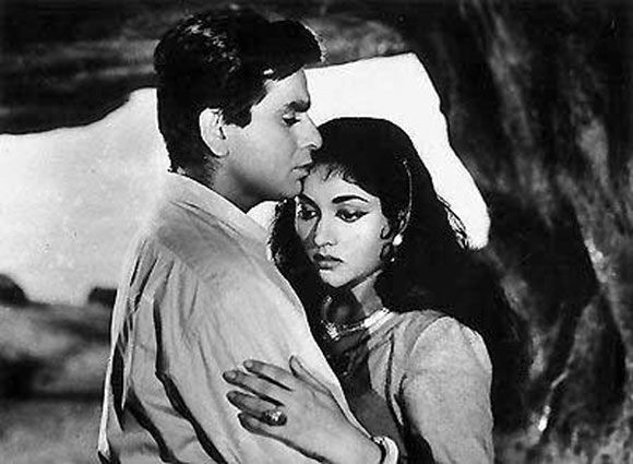A scene from Madhumati