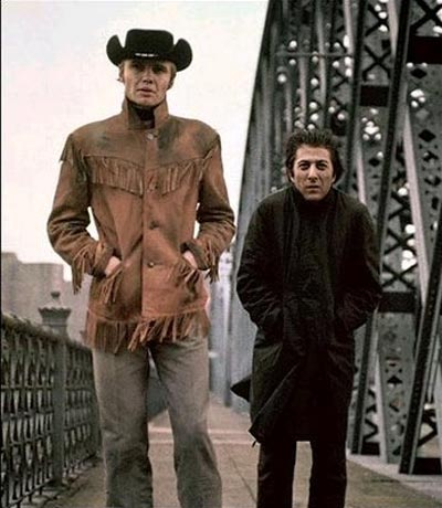 A scene from Midnight Cowboy