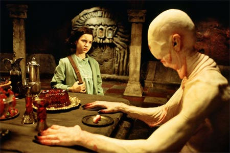 A scene from Pan's Labyrinth