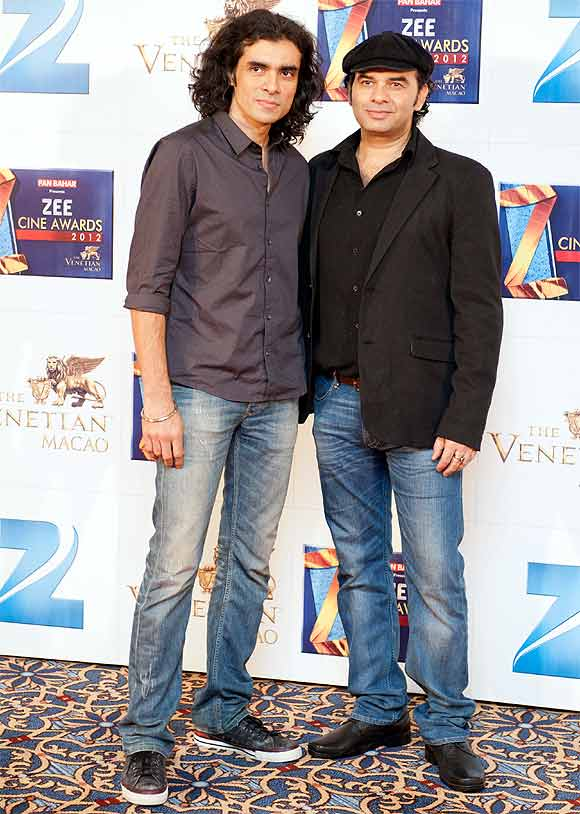 Imtiaz Ali and Mohit Chauhan