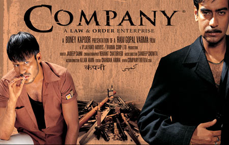 Movie poster of Company