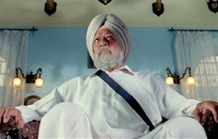 Dara Singh in Jab We Met
