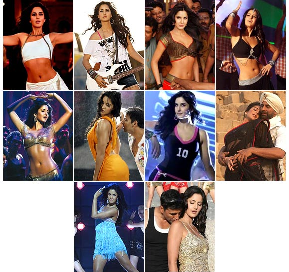 VOTE! Katrina Kaif's hottest dance numbers