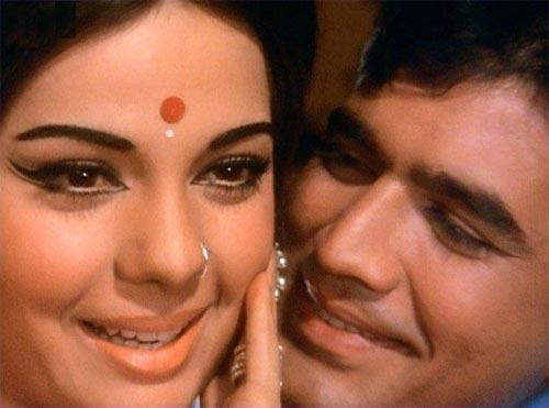 Mumtaz: Rajesh Khanna was very close to me - Rediff.com movies