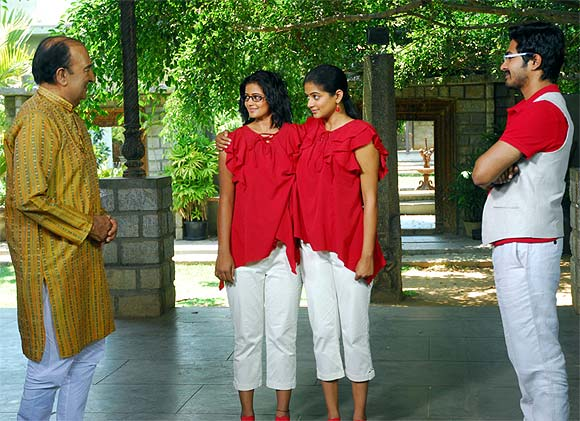 A scene from Charulatha