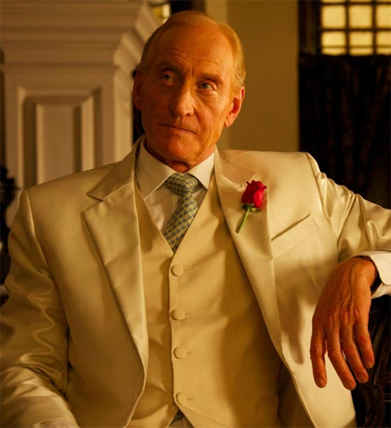 Charles Dance as William Methwold
