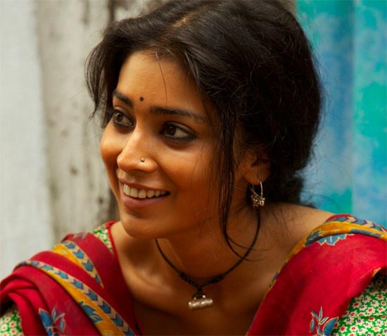 Shriya Saran as Parvati
