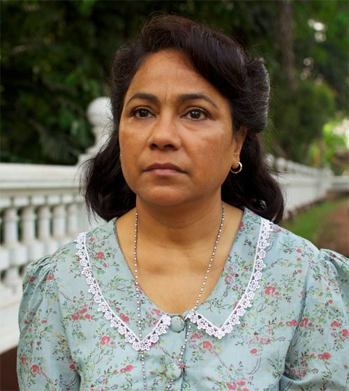 Seema Biswas as Mary Perreira
