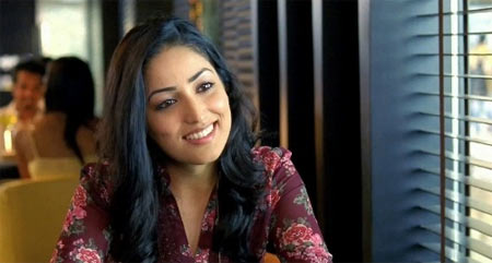 Yami Gautam in Vicky Donor