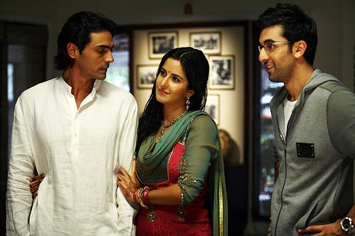 A scene from Rajneeti