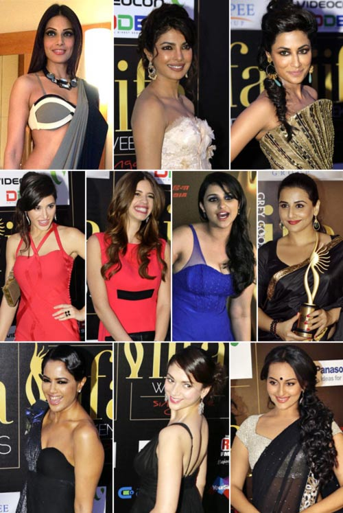 The Best Dressed Bolywood Gals At IIFA? VOTE!