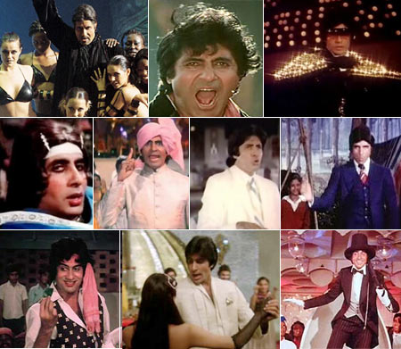 VOTE! Amitabh Bachchan's Coolest Dance Moves