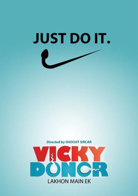 The Vicky Donor poster