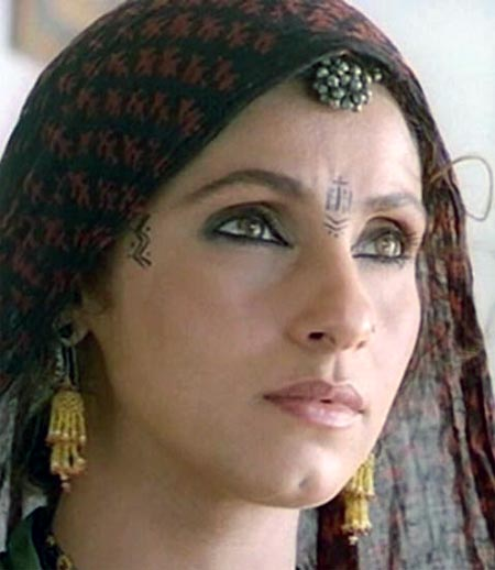 Dimple Kapadia in Rudaali