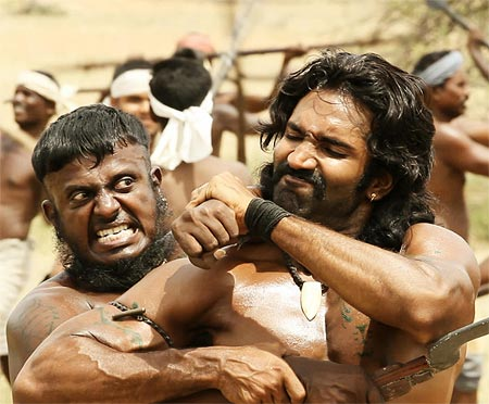 A scene from Aravaan