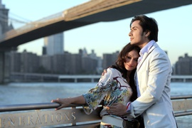 London Paris New York Rediff Movie Review