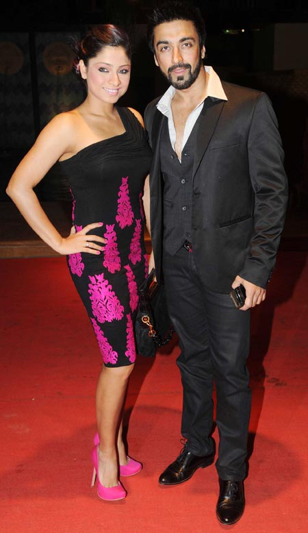 Aashish Chaudhary and Samita
