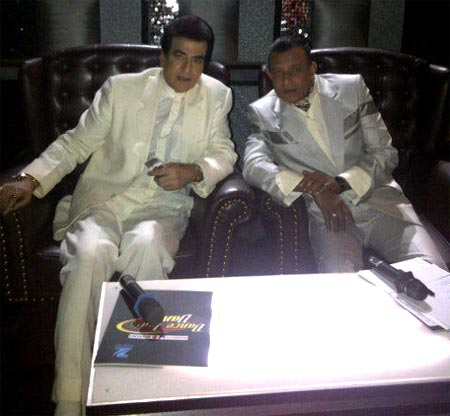 Jeetendra and Mithun Chakraborty