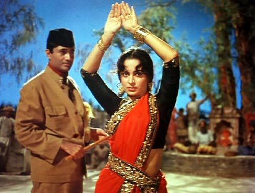 Waheeda Rehman in Guide