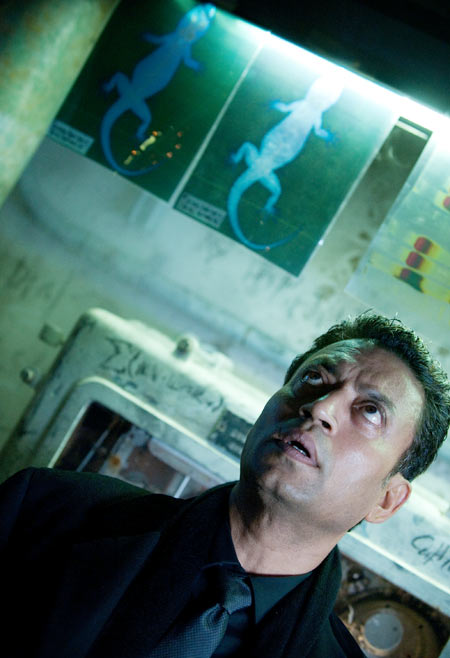 Irrfan Khan in The Amazing Spider-Man