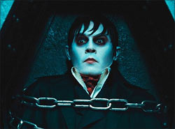 A scene from Dark Shadows