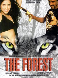 Movie poster of The Forest