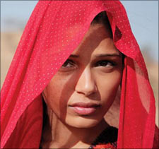 Frieda Pinto in Trishna