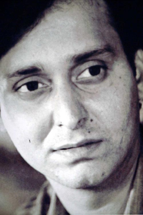 Soumitra Chatterjee in younger days