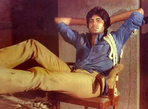 VOTE! Amitabh Bachchan's Best Gangster Role Ever - Rediff.com Movies