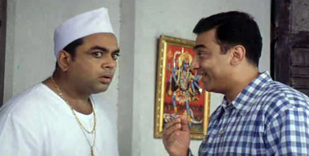 Paresh Rawal in Chachi 420