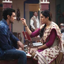 Kunal Kapoor and Huma Qureshi in LSTCK
