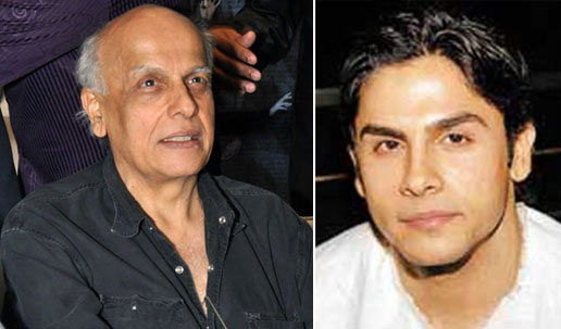 Mahesh and Rahul Bhatt