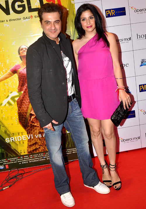 Sanjay and Maheep Kapoor