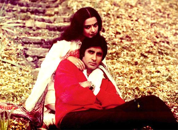 The 70 Best Films Of Amitabh Bachchan -- III - Rediff.com Movies