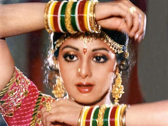 A scene from Chandni