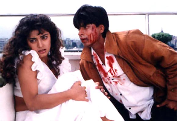 A scene from Darr
