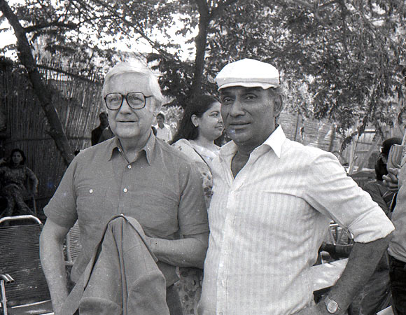 Robert Wise and Yash Chopra
