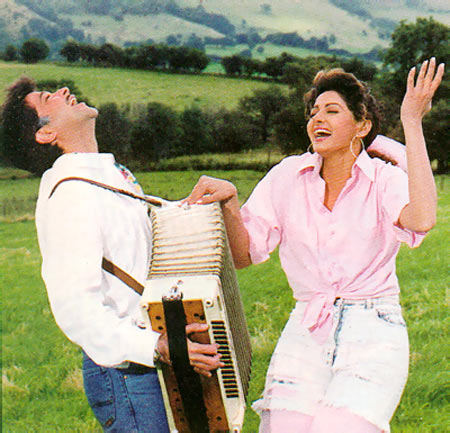 Anil Kapoor and Sridevi in Lamhe