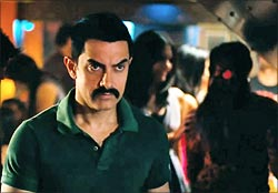 Aamir Khan in Talaash