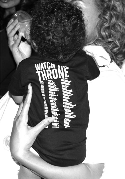 Beyonce with daughter Ivy Blue Carter