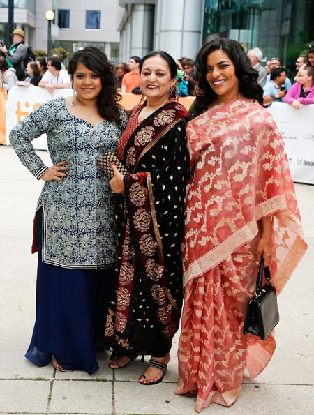 Shikha Talsania, Dolly Ahluwalia and Sarita Choudhury